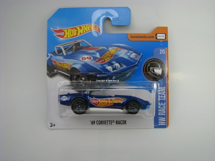 69 Corvette Racer Wheels HW Race Team 2/5